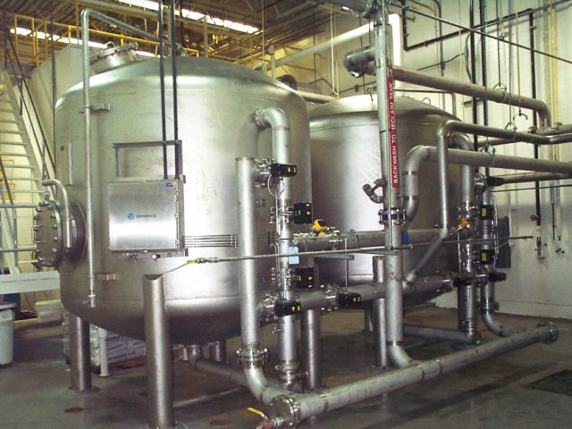 Custom Food Processing Equipment