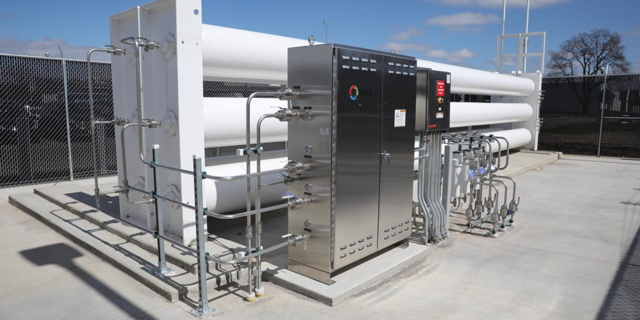 Stainless Steel Fabricaiton - Piping Cabinet