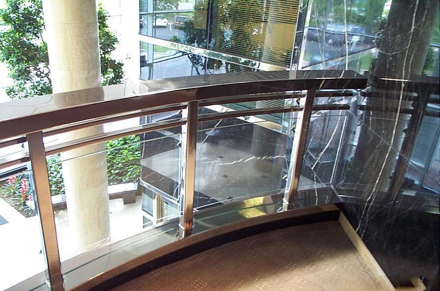 Stainless Steel Fabrication - Custom Handrails